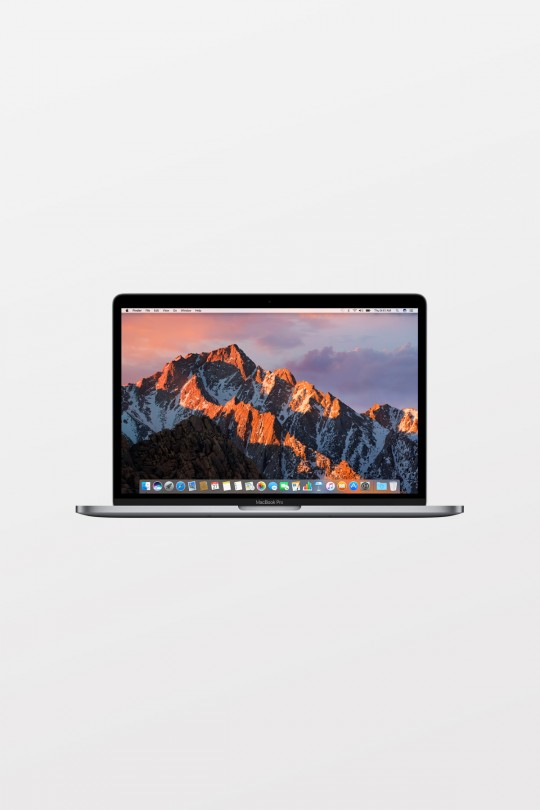 Apple MacBook Pro with Touch Bar 13-inch (2.9GHz i5/8GB/512GB Flash/Intel Iris Plus Graphics 550) - Space Grey - Apple Certified Refurbished