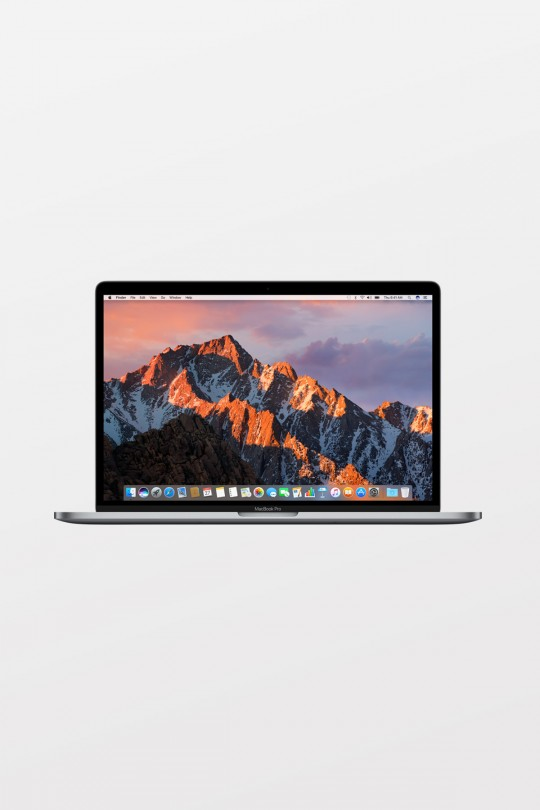 Apple MacBook Pro with Touch Bar 15-inch (2.2GHz i7/16GB/256GB Flash/Radeon Pro 555x 4GB) - Space Grey