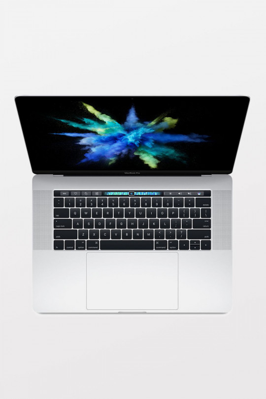 Apple MacBook Pro with Touch Bar 15-inch (2.3GHz 8-Core i9/16GB/512GB Flash/Radeon Pro 560X 4GB) - Silver