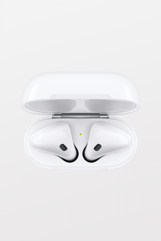 AIRPODS WITH STANDARD CHARGING CASE