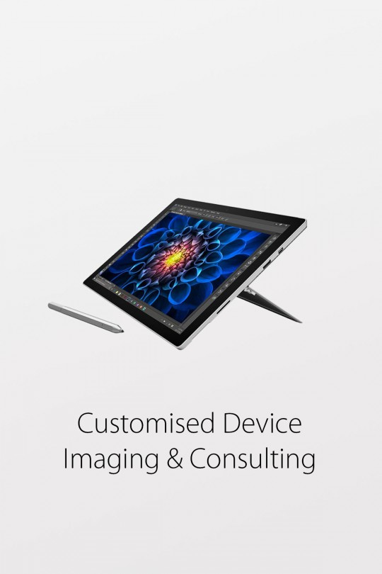 Customised Device Imaging & Image Development