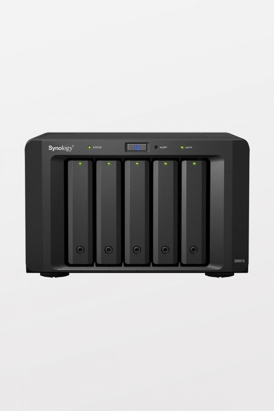 Synology DX513 DiskStation Expansion - 5 Bay
