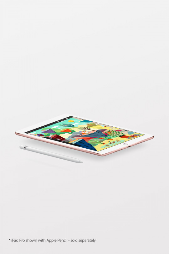 Apple iPad Pro 12.9-inch Wi-Fi 128GB - Gold