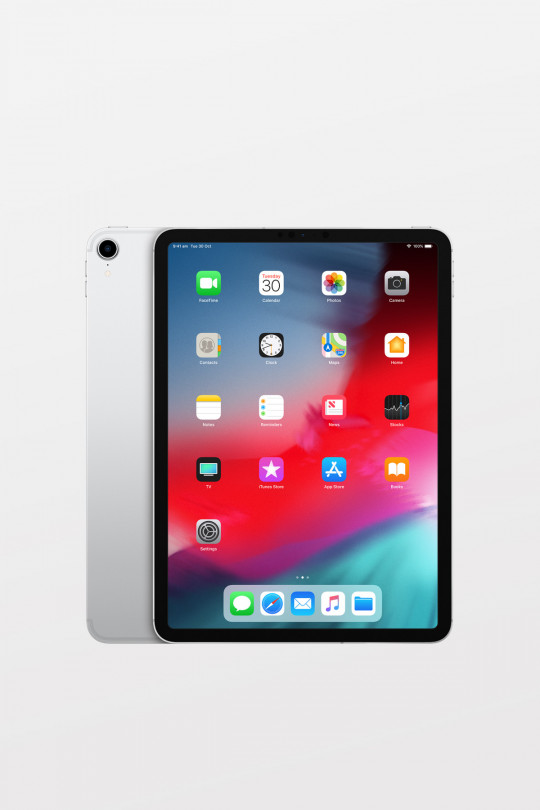 Apple iPad Pro 11-inch Wi-Fi + Cellular 256GB - Silver