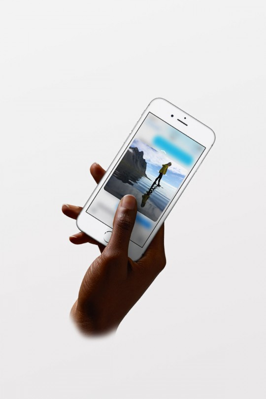 EOL Apple iPhone 6S Plus 16GB - Silver