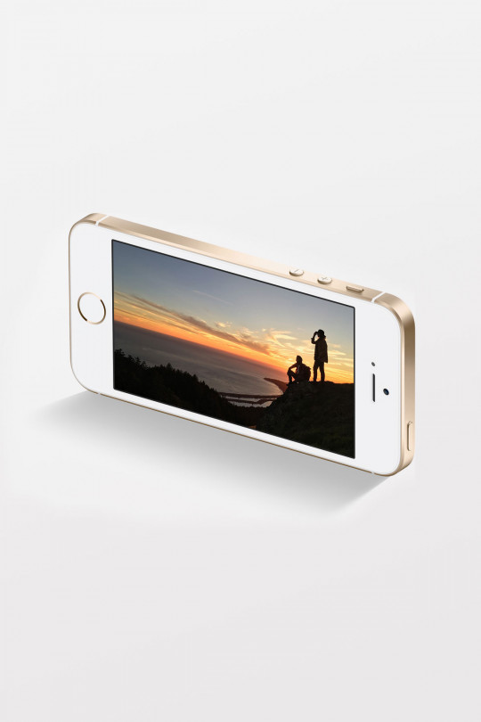 Apple iPhone SE 16GB - Rose Gold