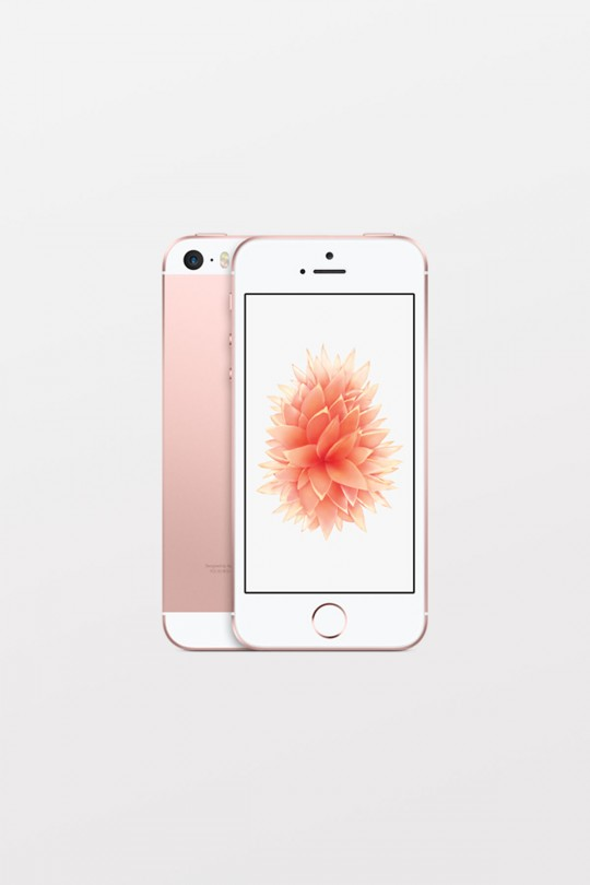 Apple iPhone SE 128GB - Rose Gold