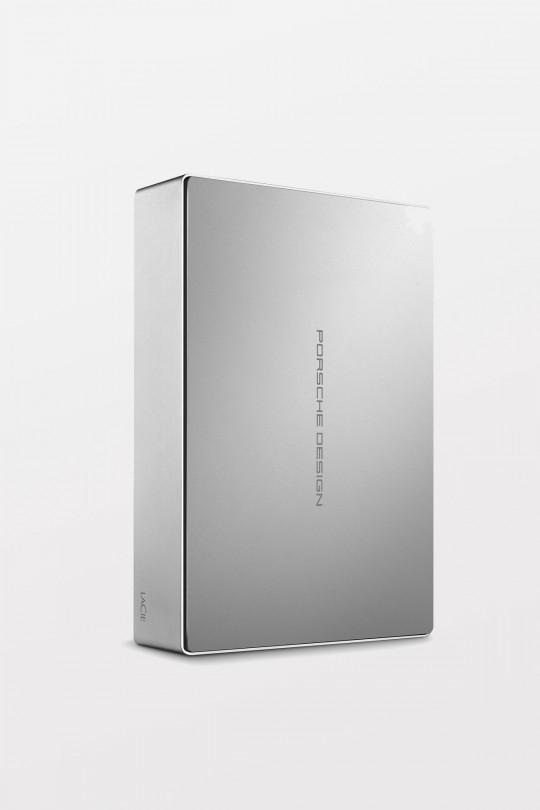 LaCie Porsche Design USB Type-C Desktop Hard Drive - 4TB