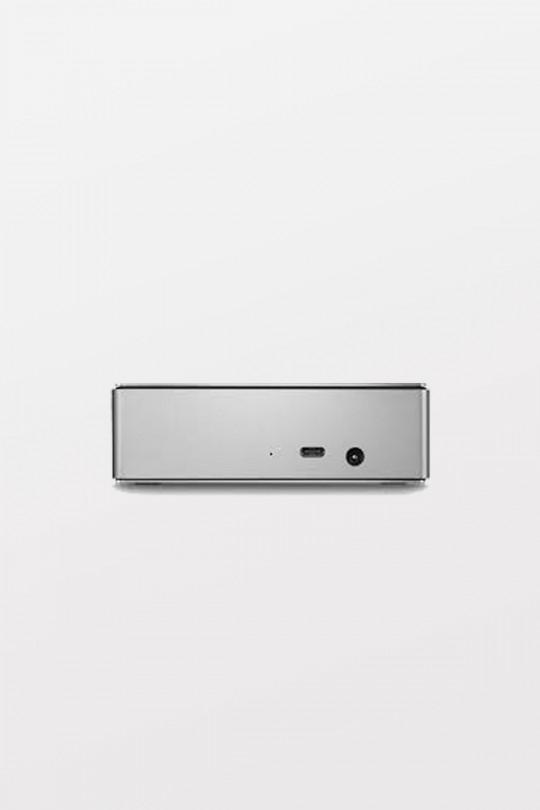 LaCie Porsche Design USB Type-C Desktop Hard Drive - 5TB