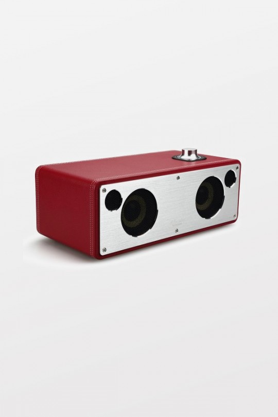 GGMM M-Freedom Wireless Speaker - Red
