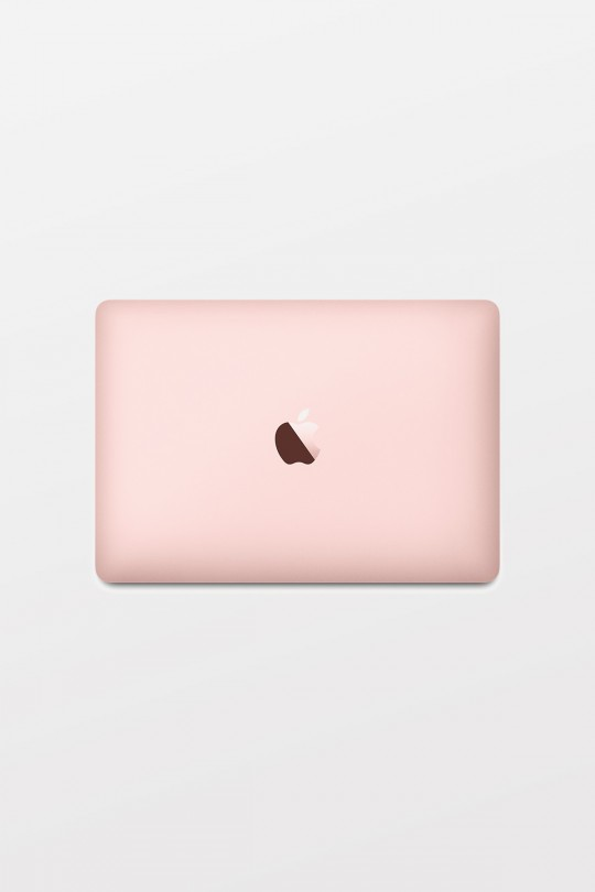 Apple MacBook Retina 12-inch (1.2GHz/8GB/512GB Flash/Intel HD Graphics 515) - Rose Gold - Apple Certified Refurbished