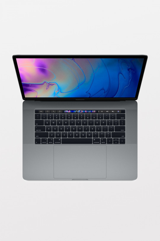 Apple MacBook Pro with Touch Bar 15-inch (2.3GHz 8-Core i9/16GB/512GB Flash/Radeon Pro 560X 4GB) - Space Grey - Refurbished