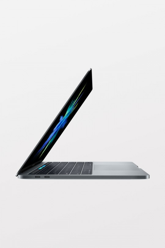 Apple MacBook Pro 15-inch with Touch Bar: 2.7GHz i7/16GB/512GB/2GB Radeon Pro 455 + Intel HD Graphics 530 - Space Grey