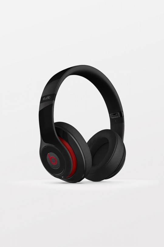 Beats Studio Wireless Over-Ear - Red/Black - Refurbished