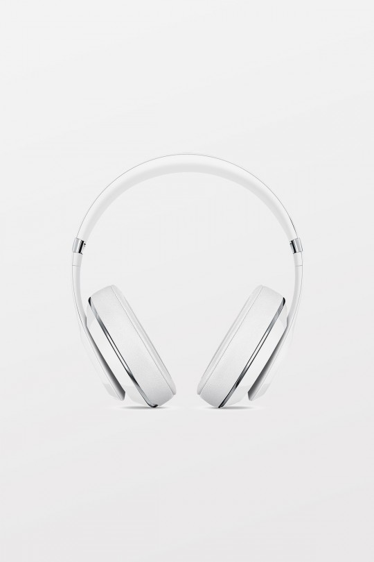 Beats Studio Wireless Over-Ear - White - Refurbished
