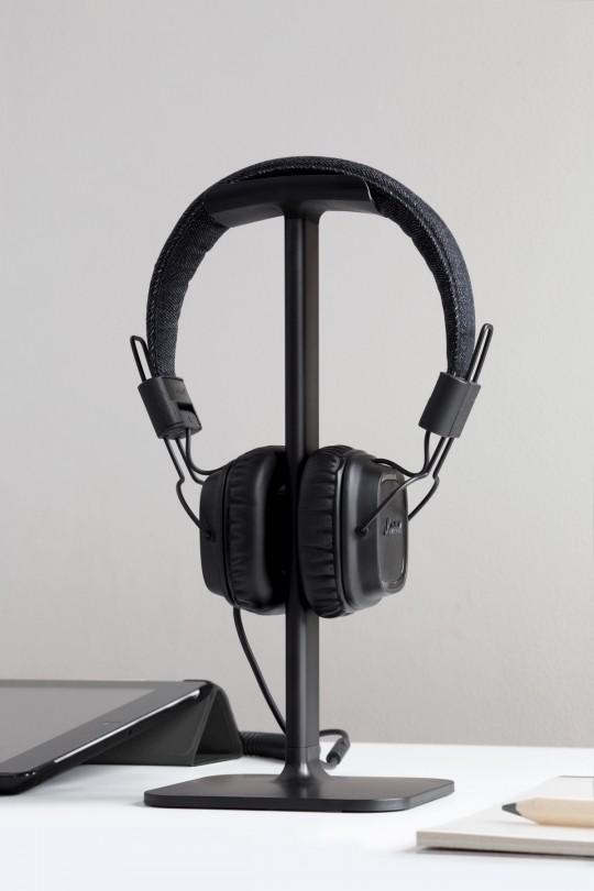 Bluelounge Posto Headphone Stand - Black