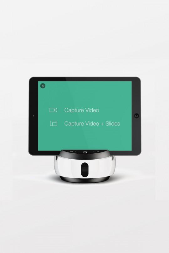 Swivl C Series Robot C3 - Includes 3 markers