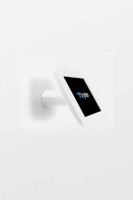 Tryten iPad Kiosk (Black body / Black Faceplate / No Home Button access)