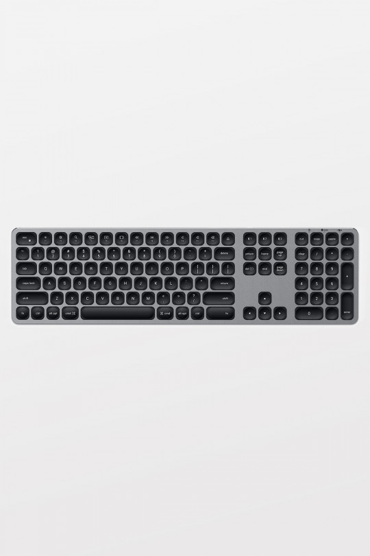 Satechi Wireless Keyboard for Mac - Space Grey