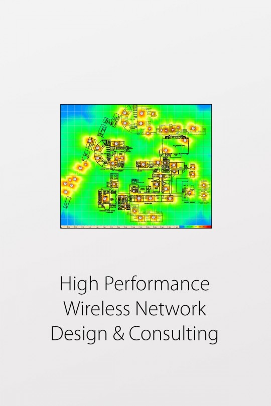 Wireless Network Design & Consulting