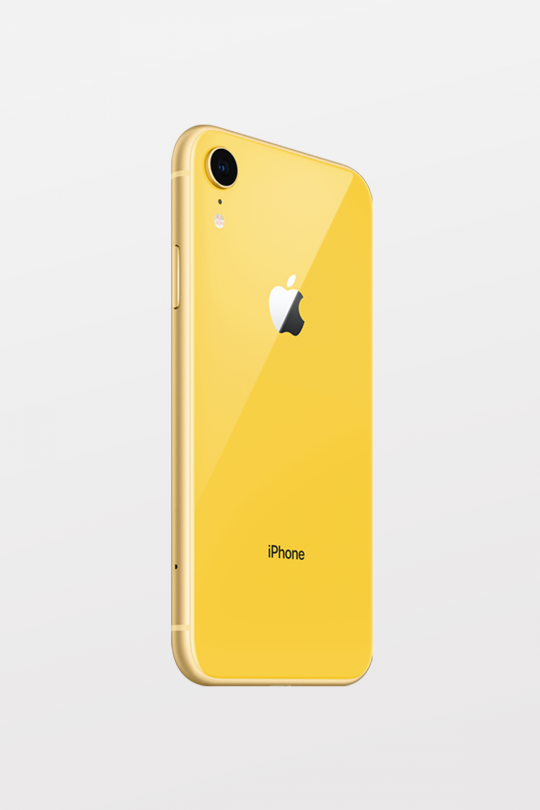 Apple iPhone Xr 256GB - Yellow