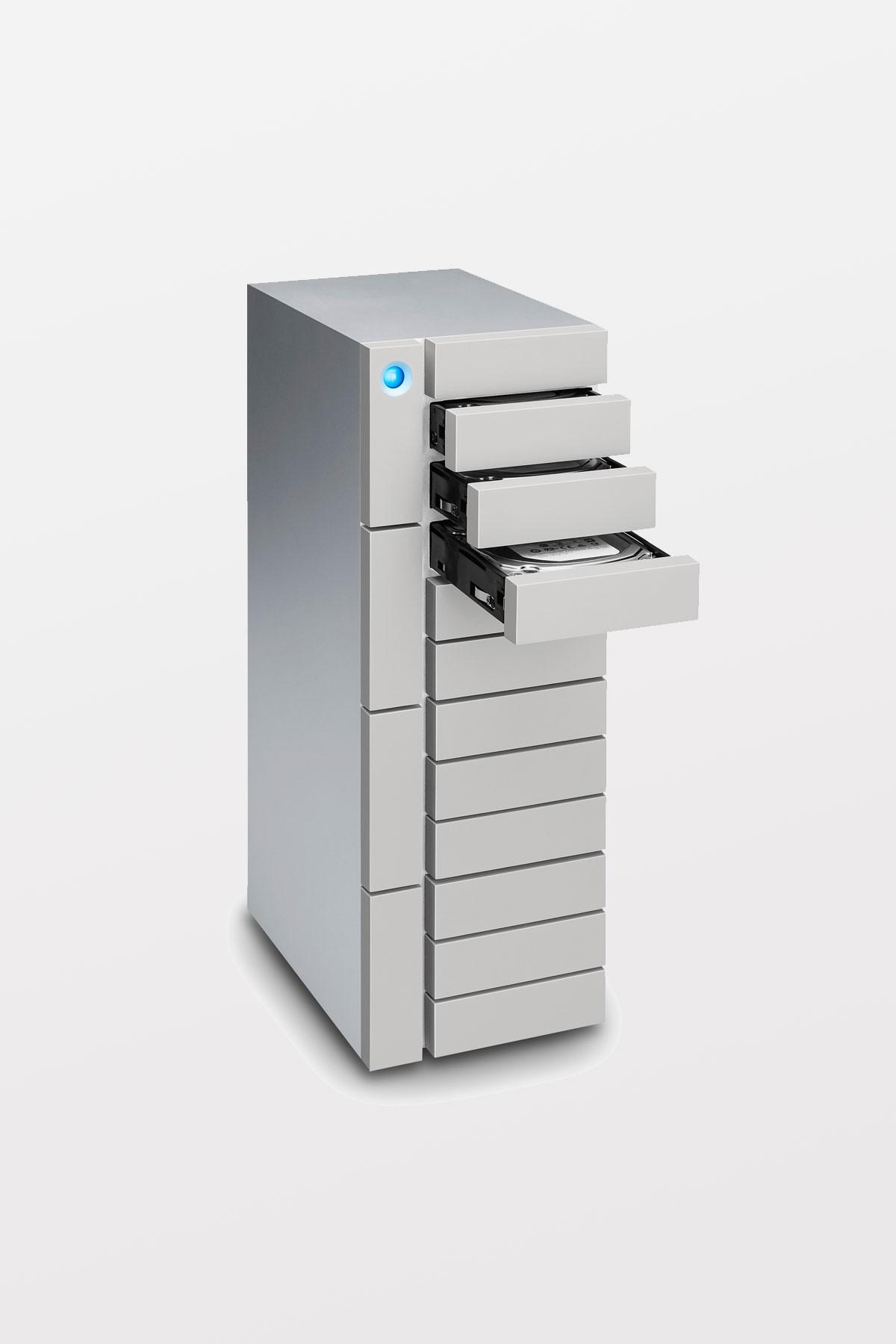 Lacie 96TB 12Big RAID Thunderbolt3 & USB-C