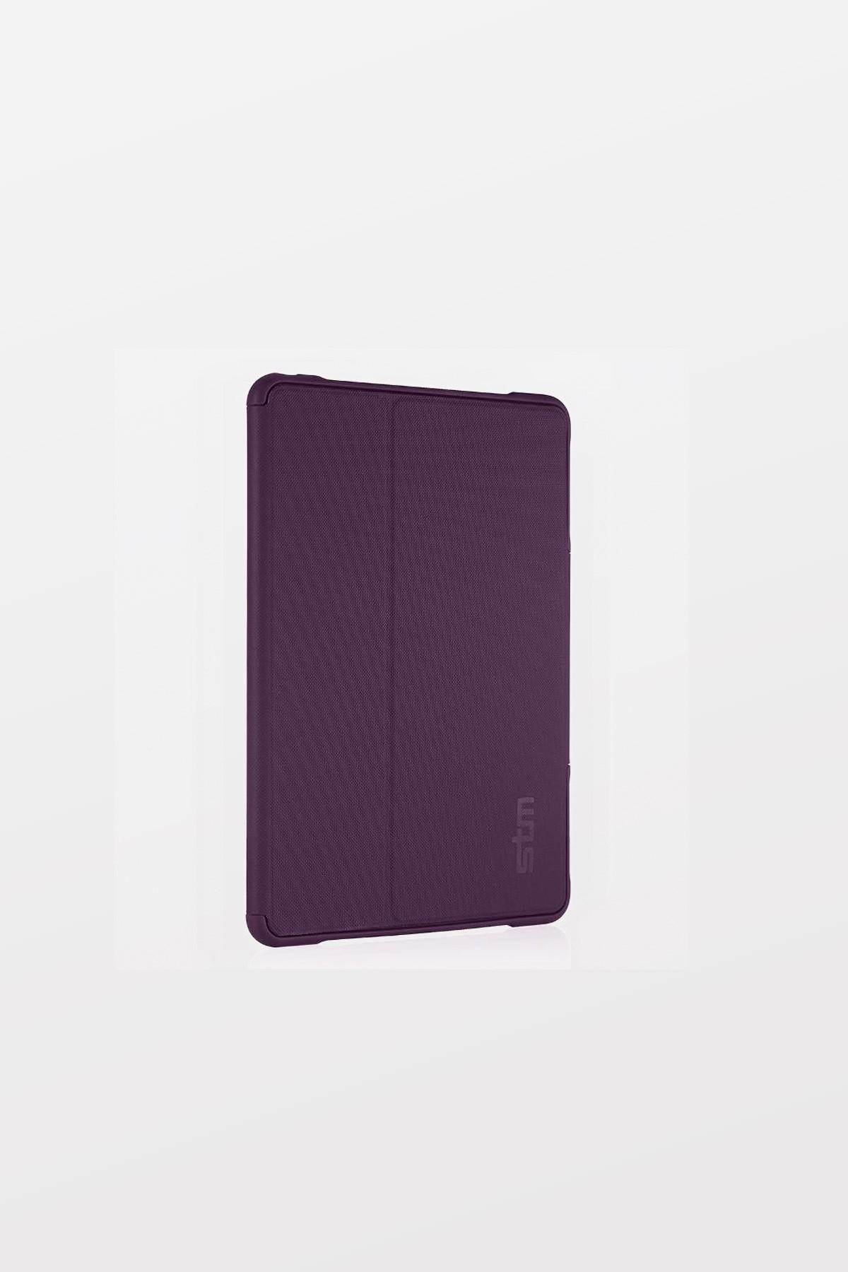 STM Dux for iPad Mini 4 - Blackberry