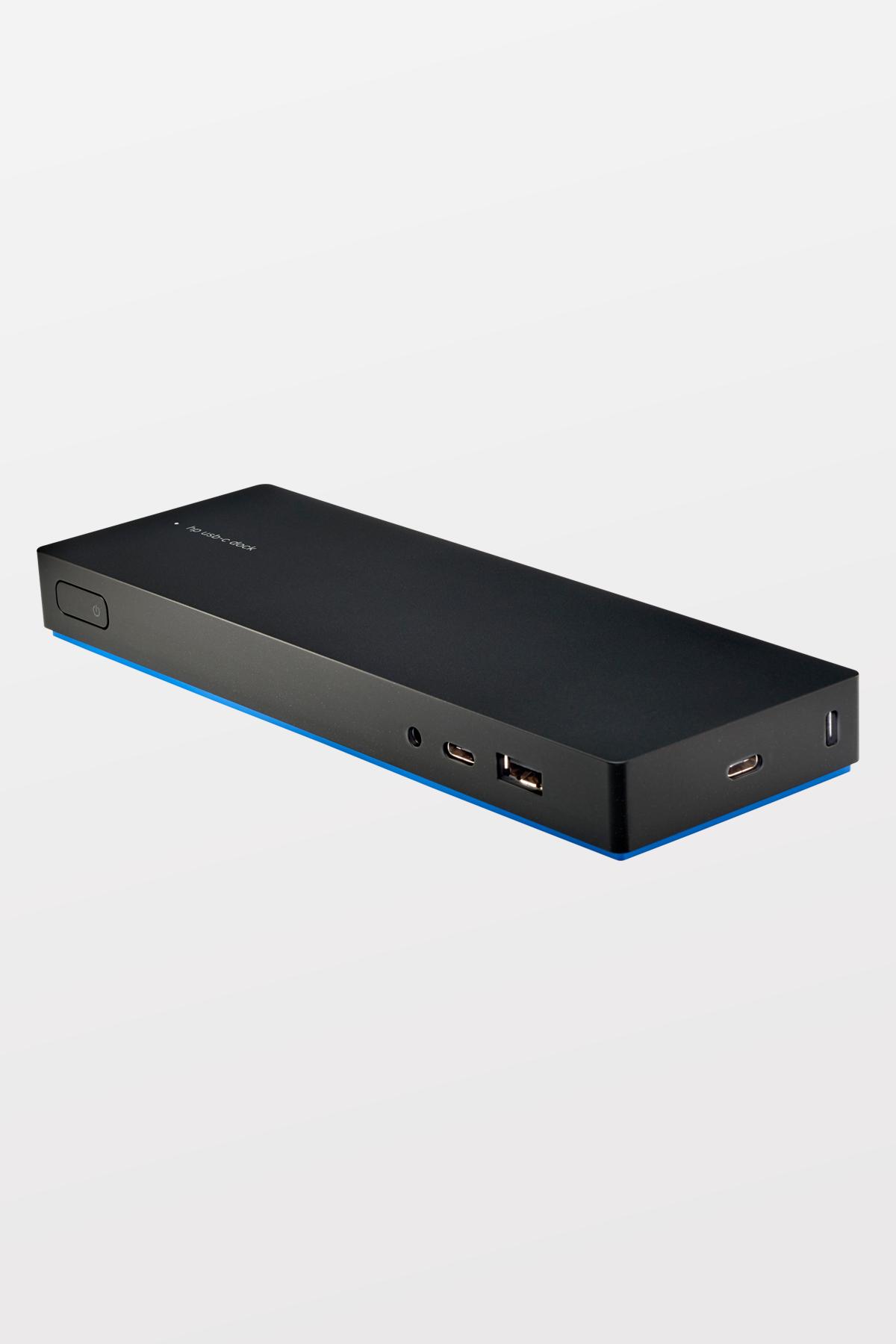 HP - USB-C Dock G4 - USB-C/USB3/USB2/HDMI/DP/RJ45/Audio