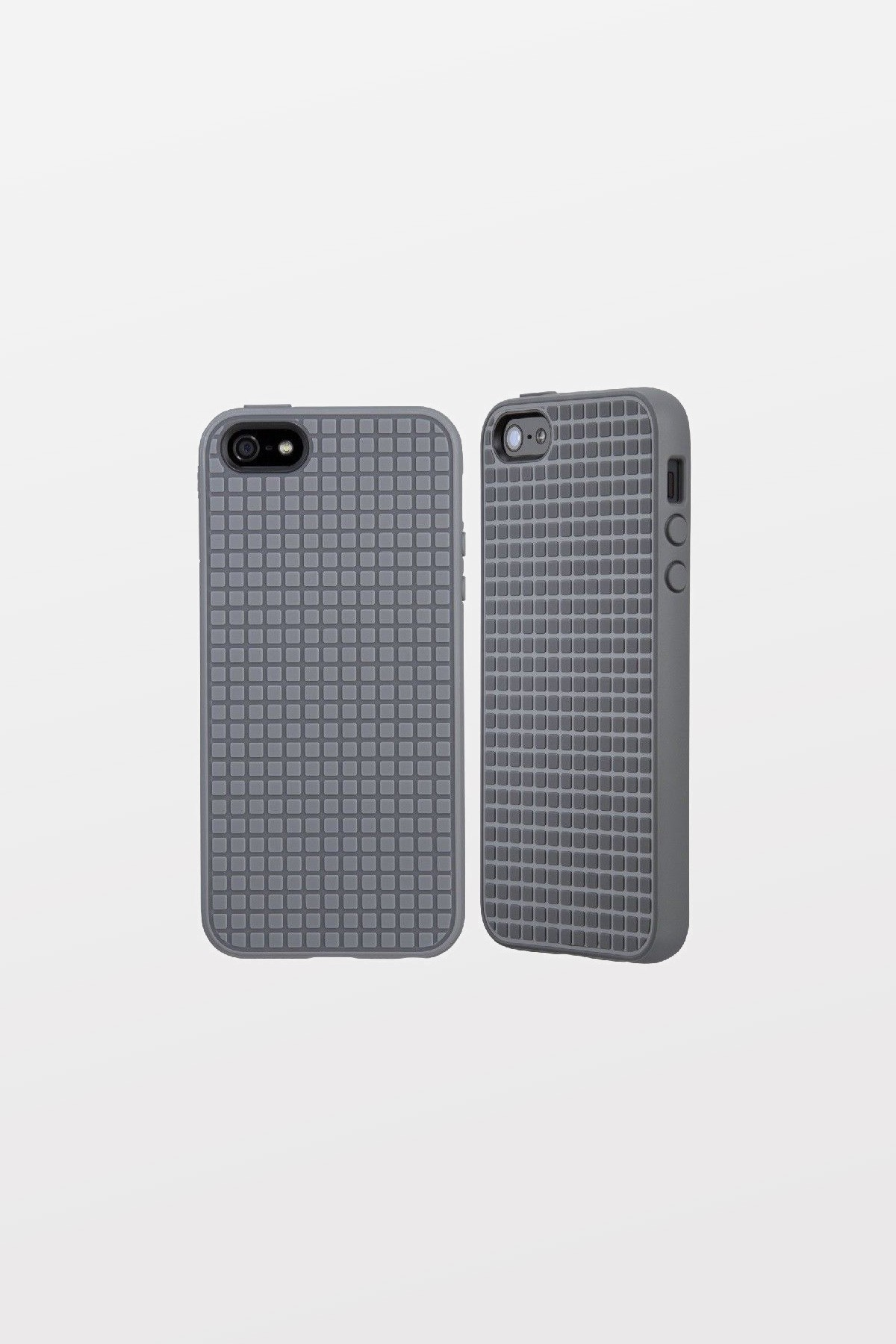 Speck PixelSkin HD for iPhone 5/5s - Graphite