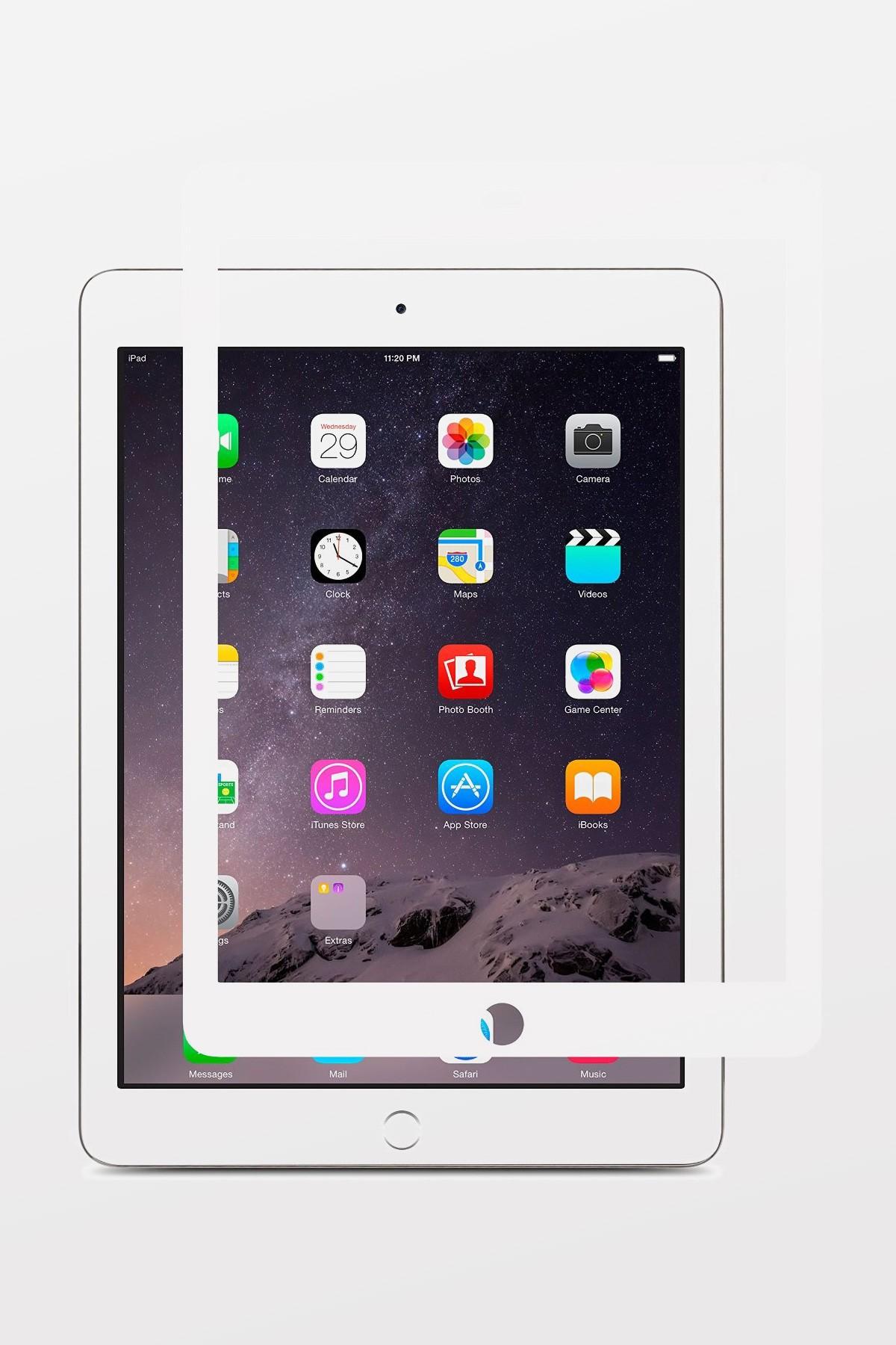 Moshi iVisor XT for iPad Air - White