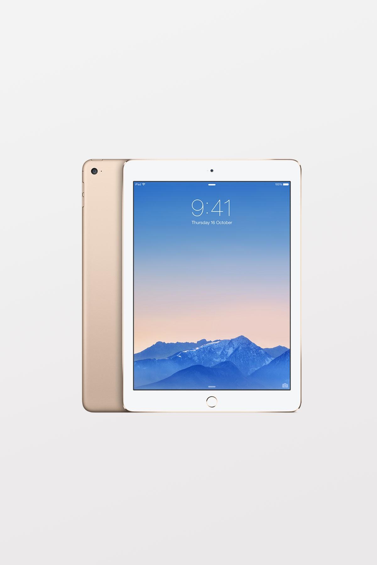 EOL Apple iPad Air 2 16GB Wi-Fi + Cellular - Gold