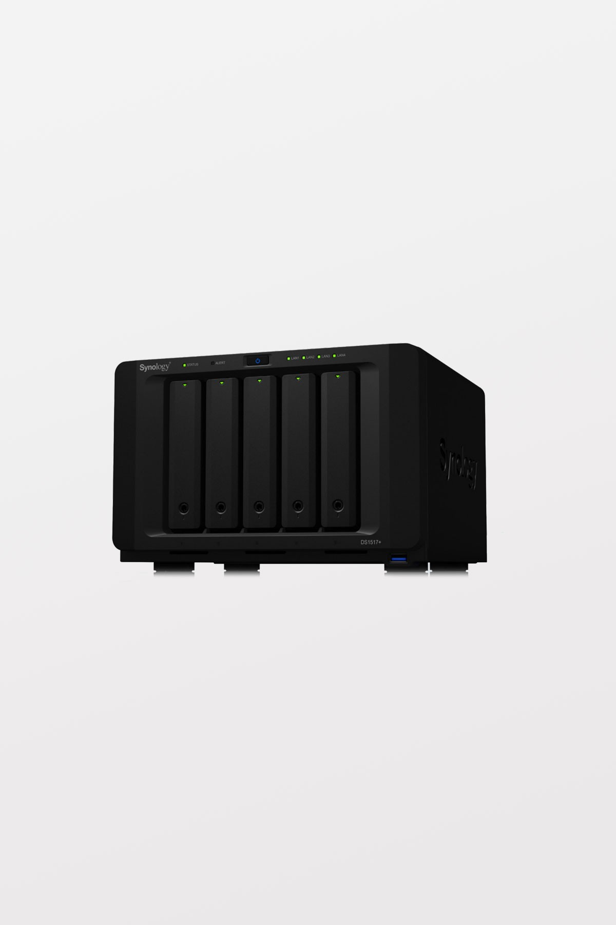 Synology DiskStation DS1517+ 8GB 5-Bay NAS