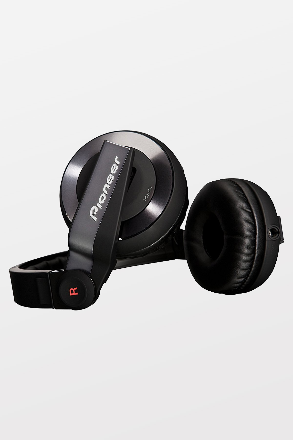 Pioneer Performance DJ headphone with in-line mic (Black)
