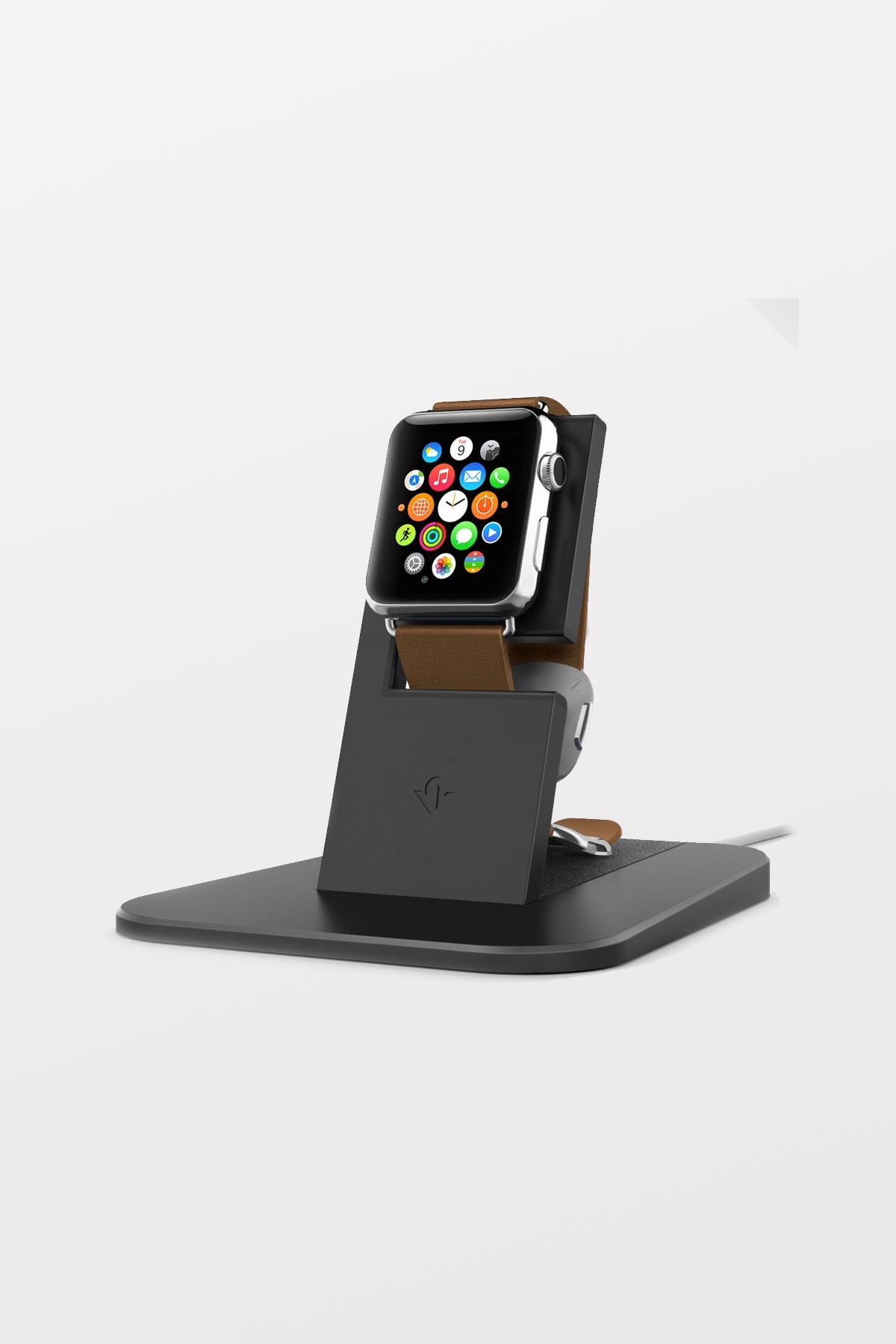 Twelve South HiRise for Apple Watch - Black