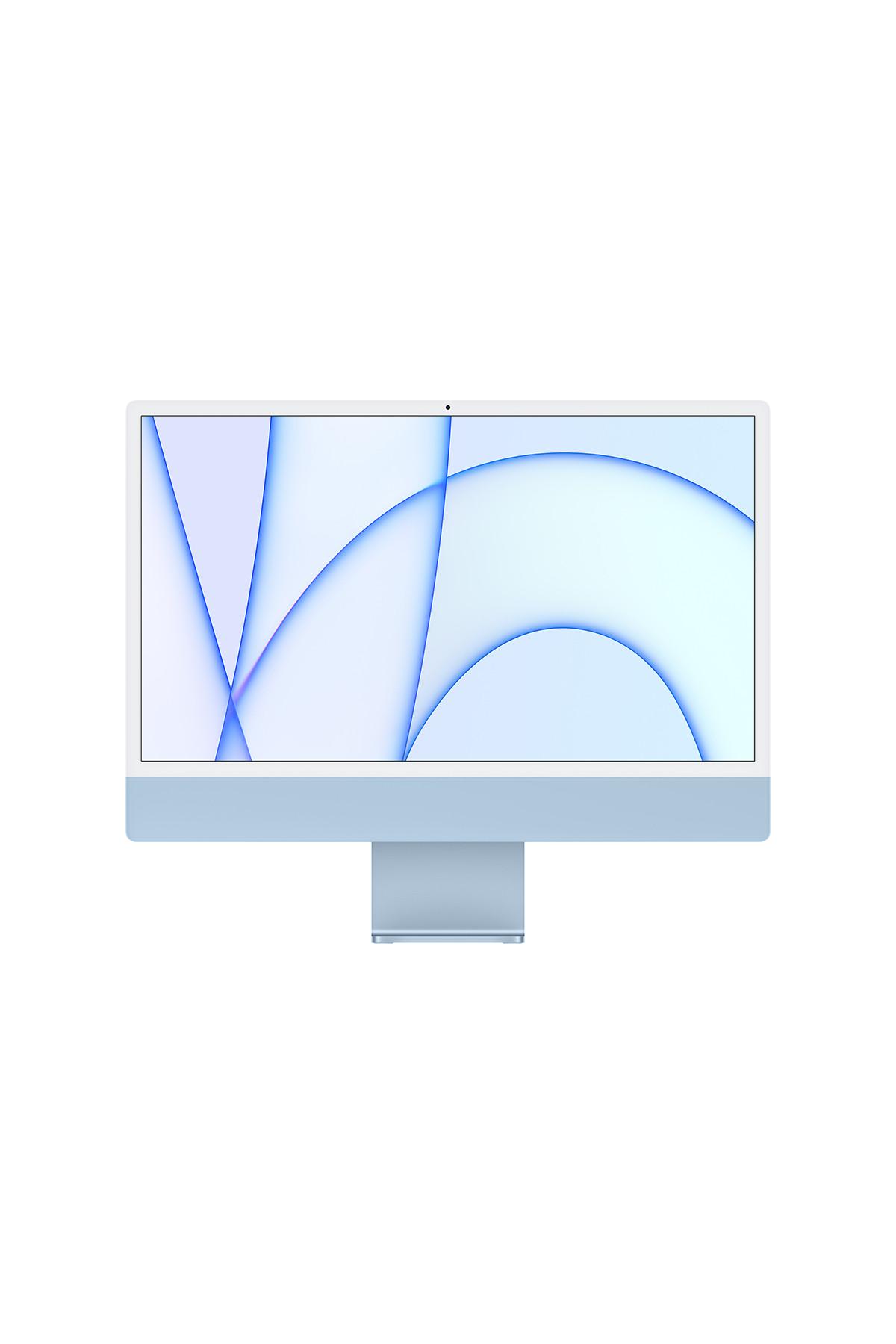 "Apple iMac 24"" - 4.5K M1/8C CPU/8C GPU/8GB/512GB - Blue"