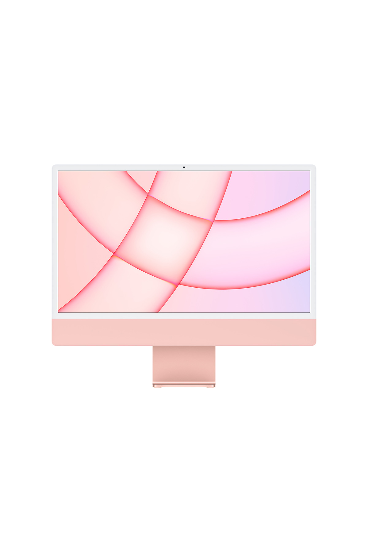 "Apple iMac 24"" - 4.5K M1/8C CPU/7C GPU/8GB/256GB - Pink"