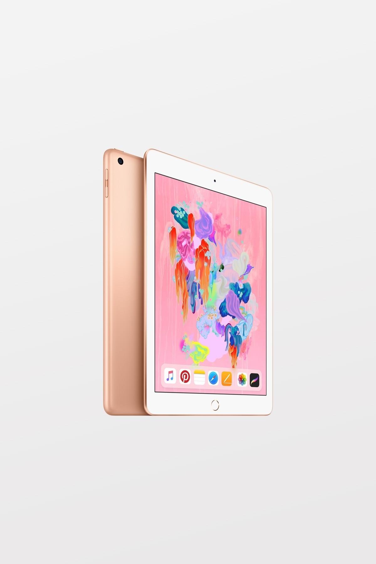 Apple iPad Wi-Fi 128GB (6th-gen) - Gold