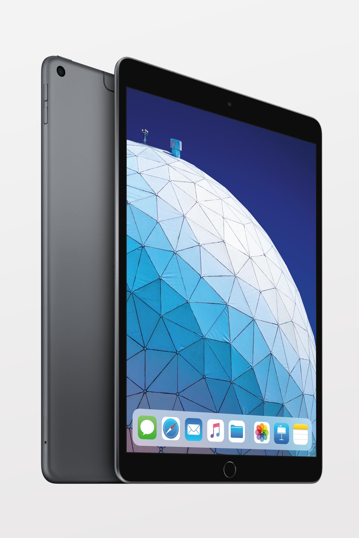 Apple 10.5-inch iPad Air Wi-Fi + Cellular 256GB - Space Grey - Refurbished