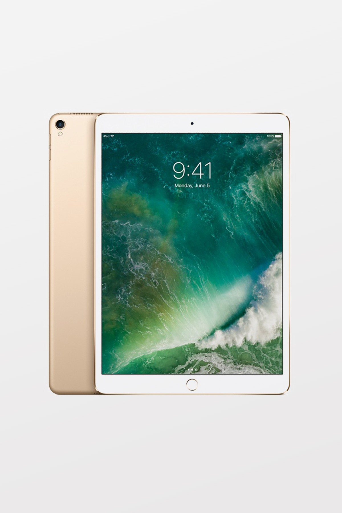 Apple iPad Pro 10.5-inch Wi-Fi + Cellular 256GB - Gold