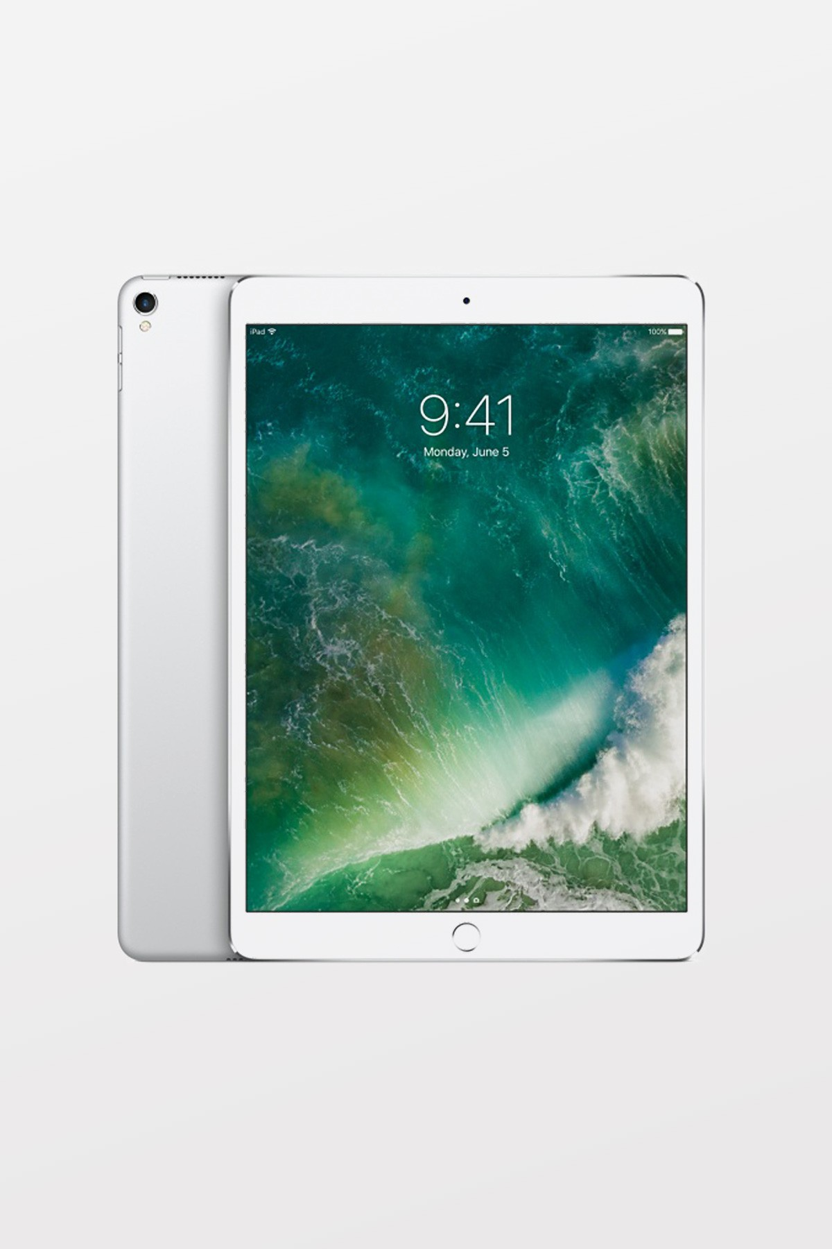 Apple iPad Pro 10.5-inch Wi-Fi 64GB - Silver