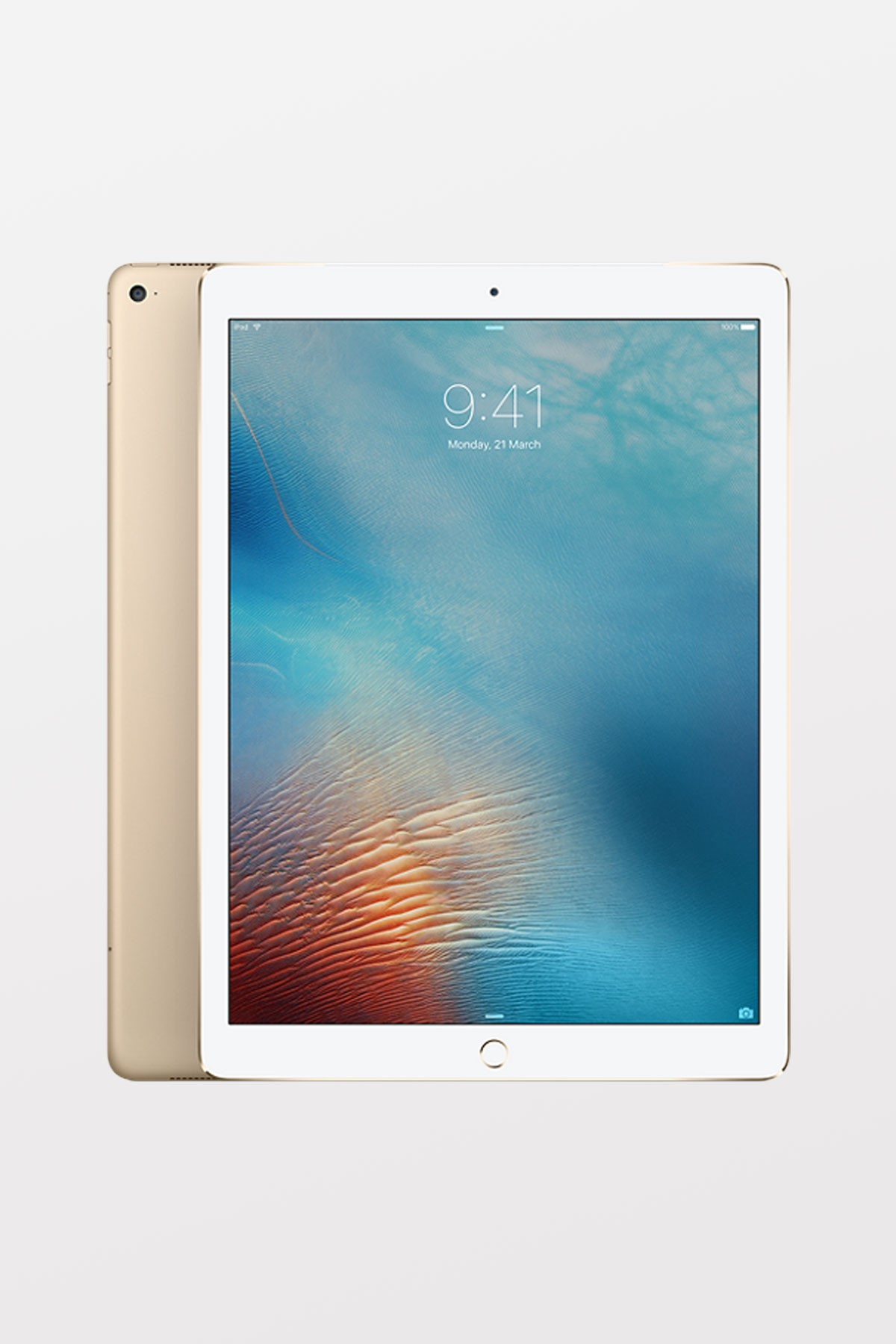 Apple iPad Pro 12.9-inch Wi-Fi + Cellular 64GB - Gold