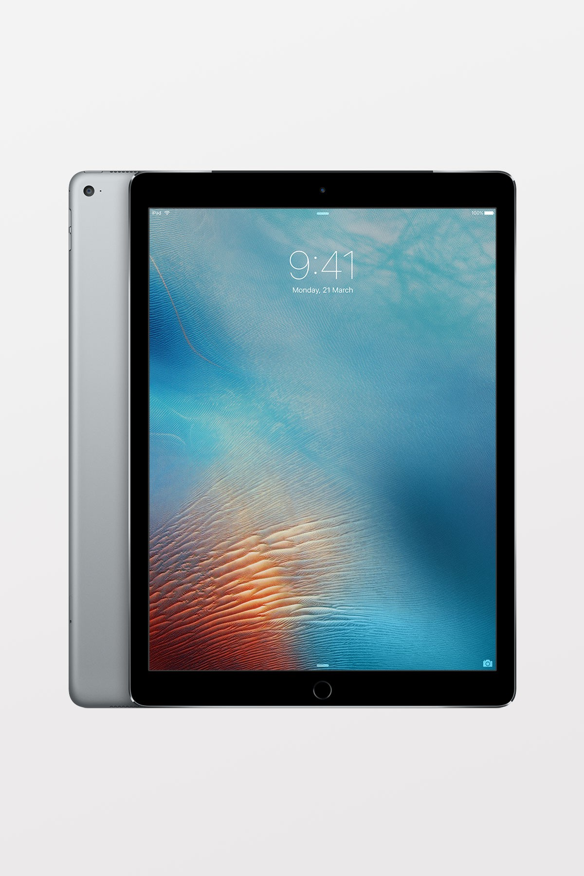 Apple iPad Pro 12.9-inch Wi-Fi + Cellular 256GB - Space Grey