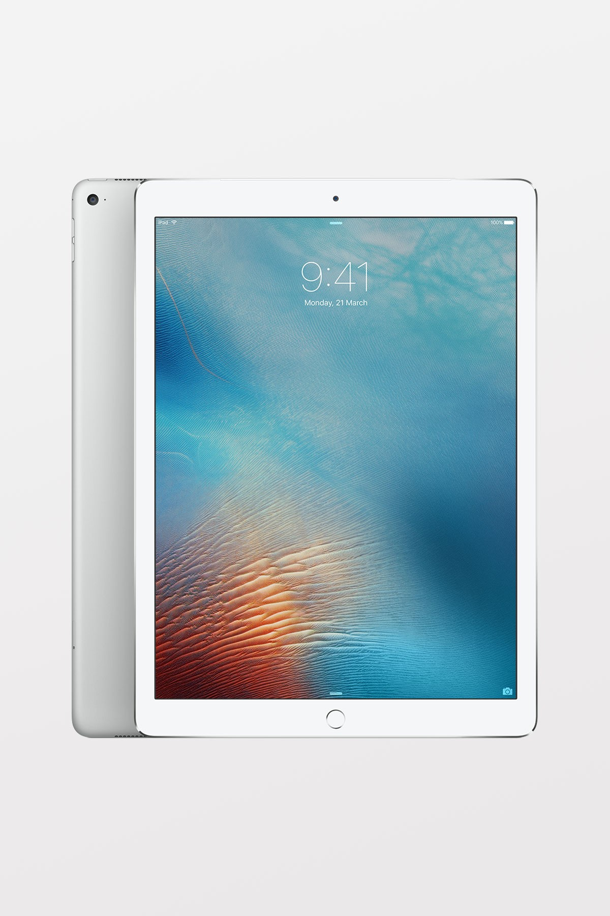 Apple iPad Pro 12.9-inch Wi-Fi + Cellular 64GB - Silver
