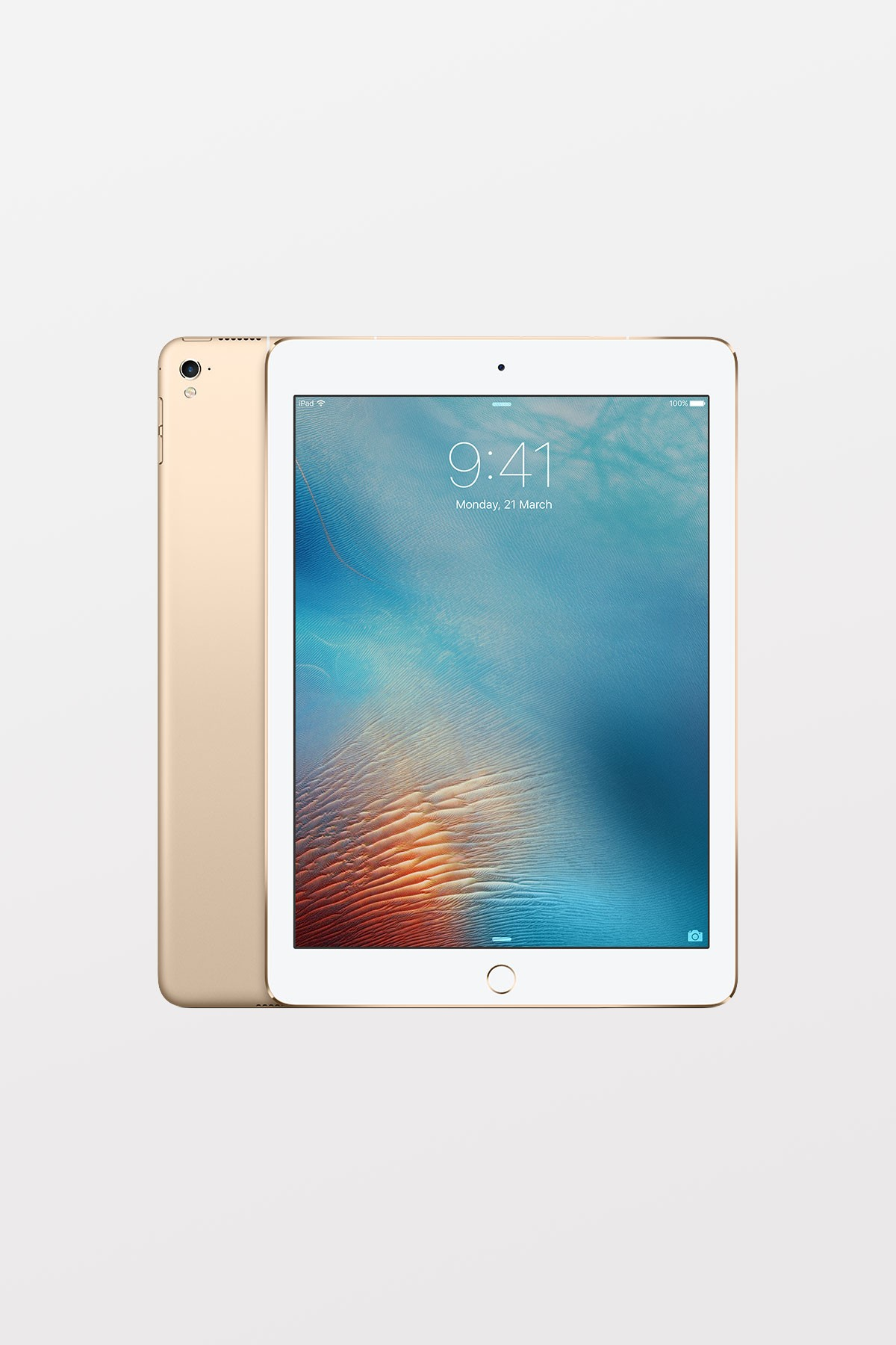 Apple iPad Pro 9.7-inch Wi-Fi Cellular 256GB - Gold - Refurbished