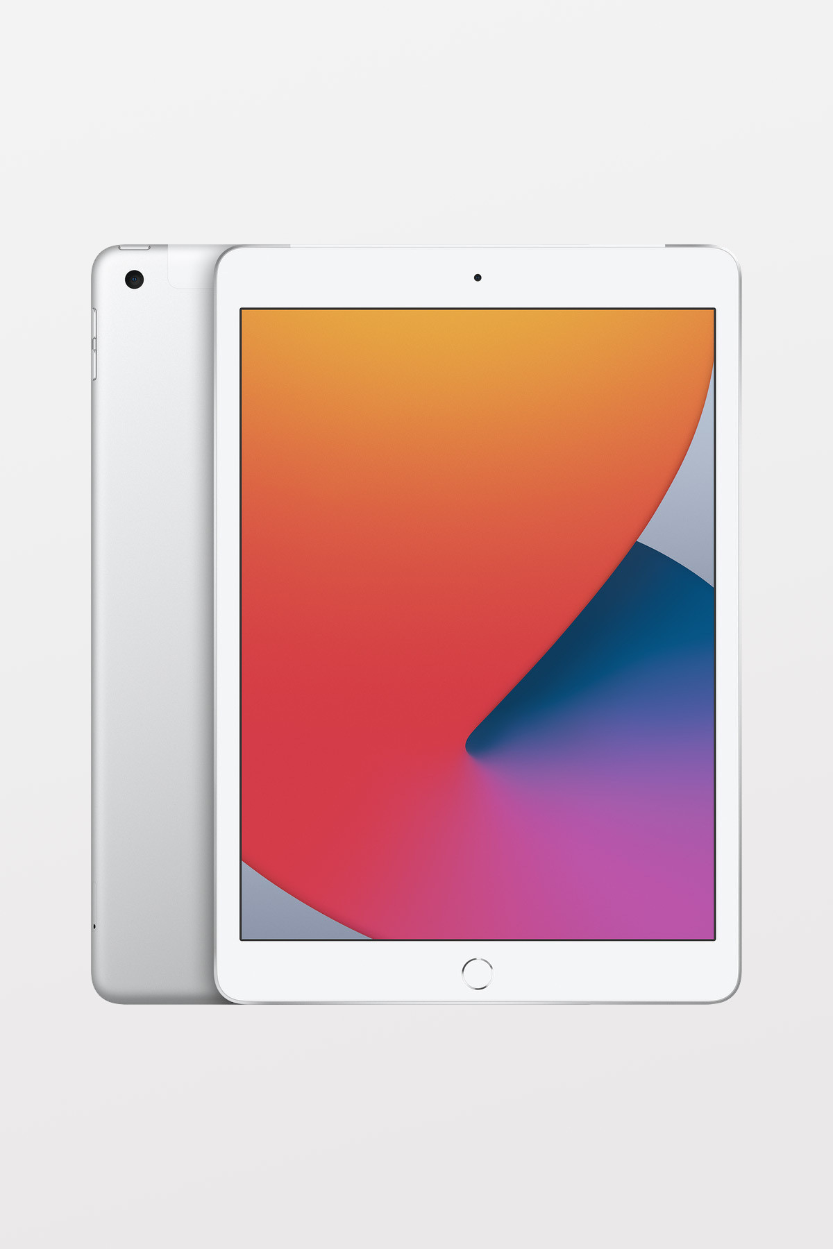 iPad (8th Gen) 10.2-inch Wi-Fi + Cellular 32GB — Silver
