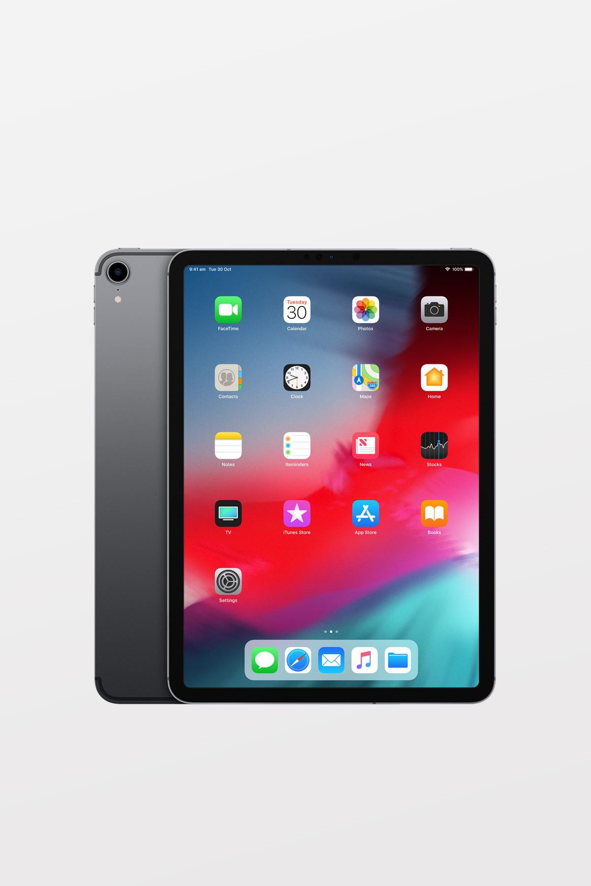 Apple iPad Pro 11-inch Wi-Fi 64GB - Space Grey - Refurbished