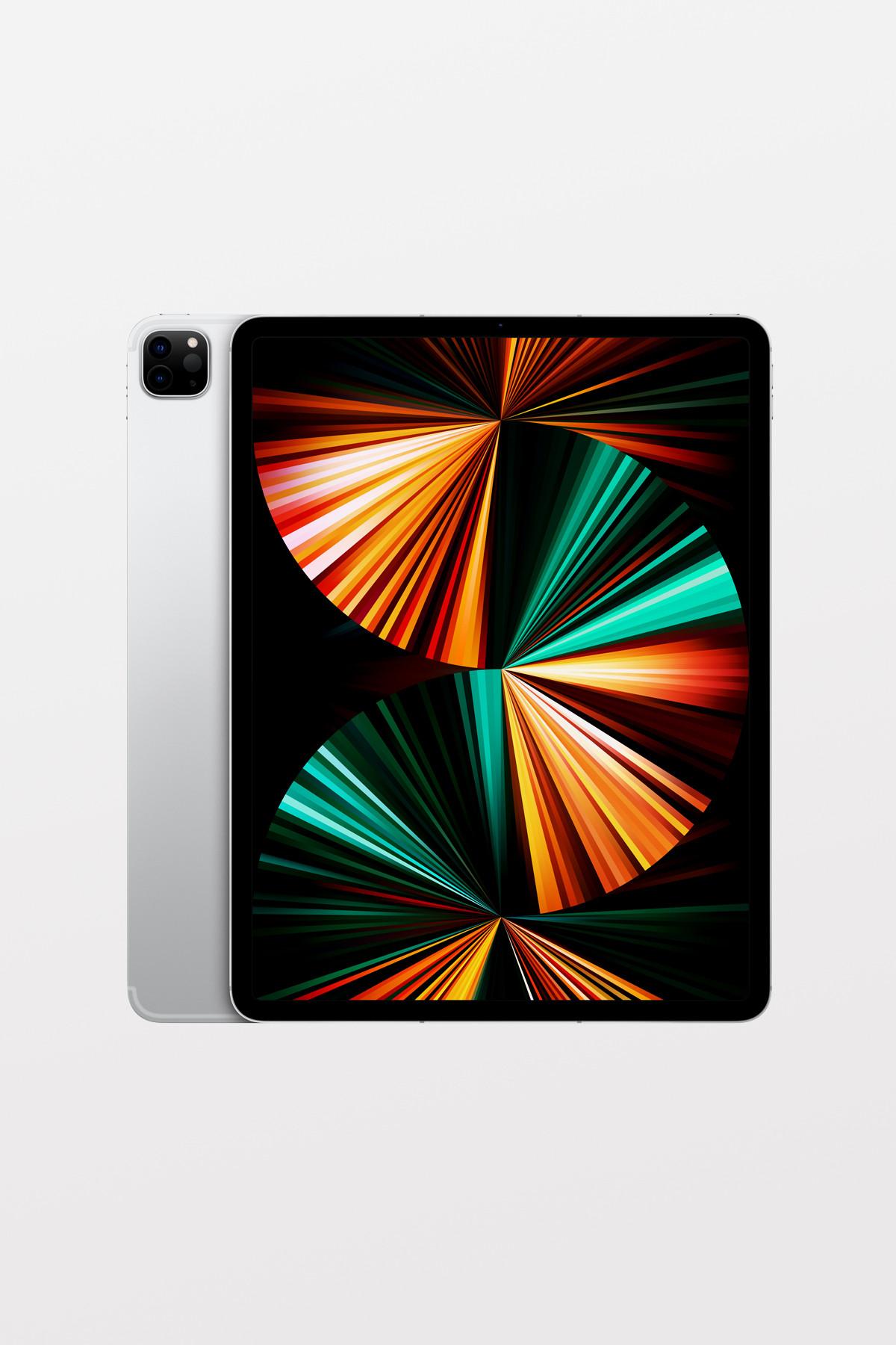 iPad Pro 12.9 (5GEN) WI-FI + Cellular 2TB Silver