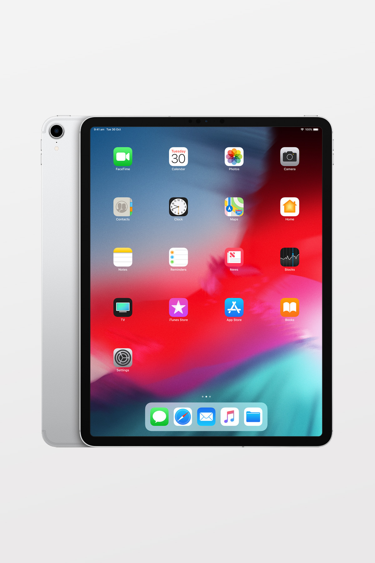 Apple iPad Pro 12.9-inch Wi-Fi 512GB - Silver