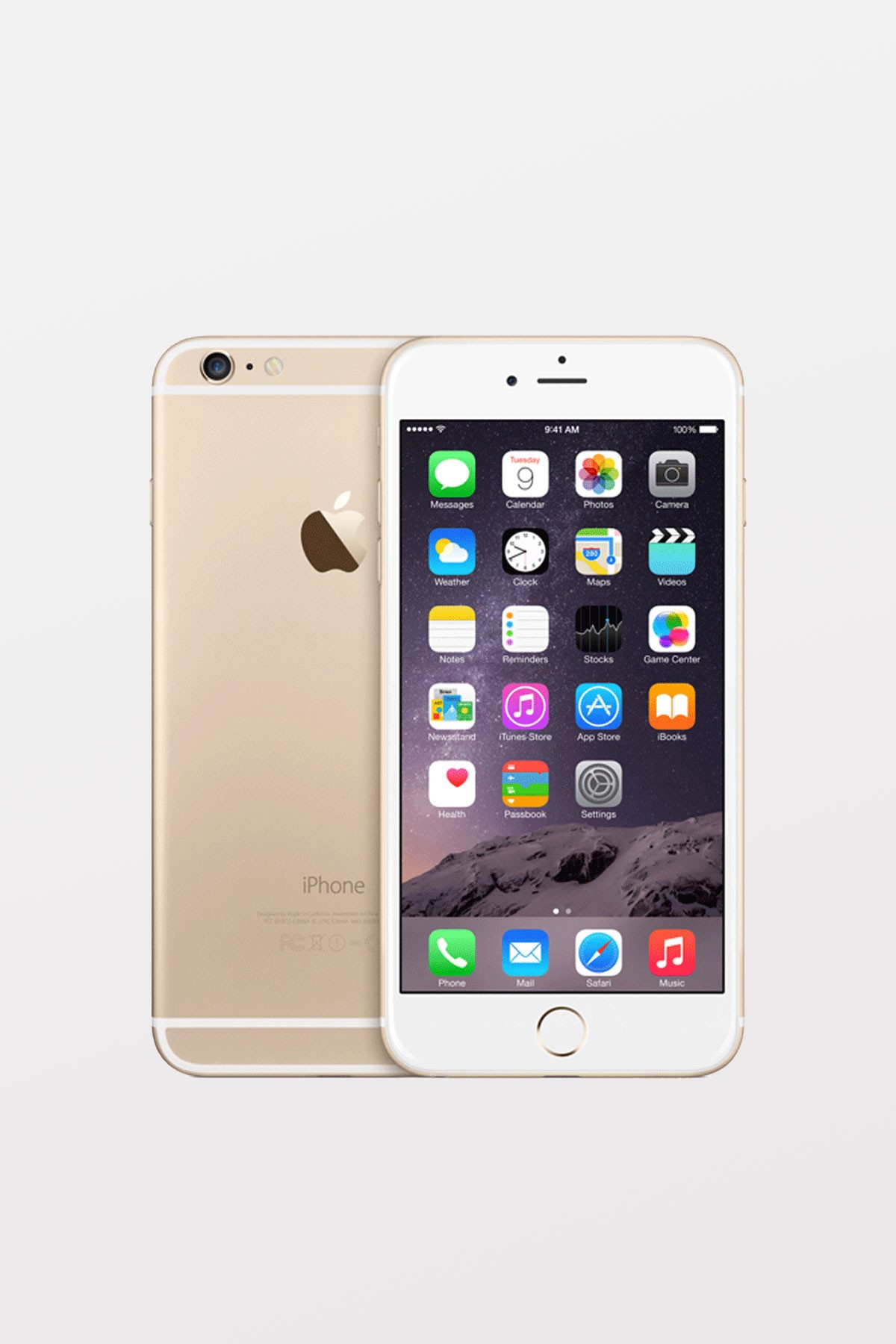 Apple iPhone 6 Plus 16GB - Gold - Refurbished