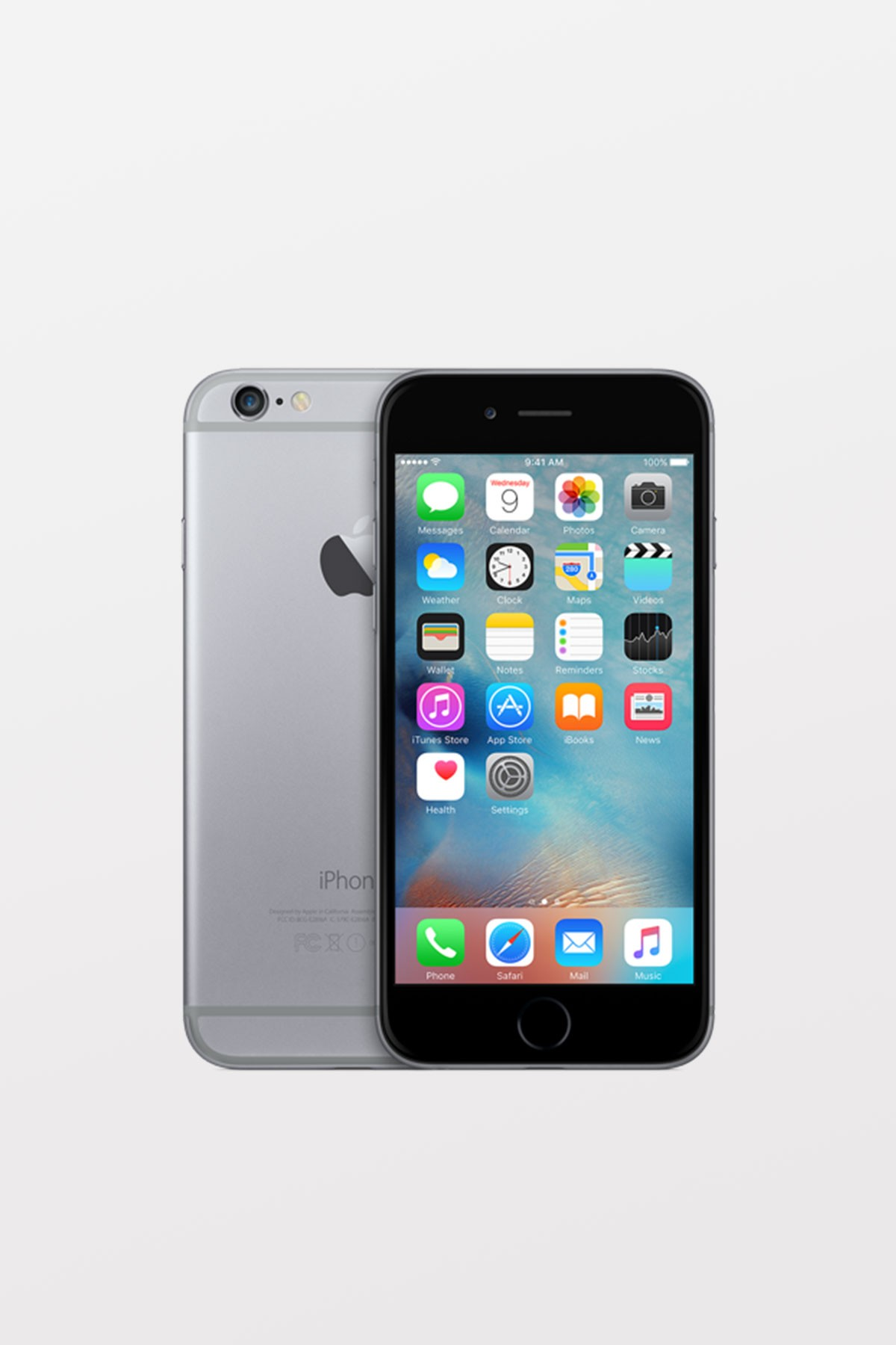 apple iphone 6 64gb space grey refurbished iphone 6s 6s plus iphone melbourne. Black Bedroom Furniture Sets. Home Design Ideas
